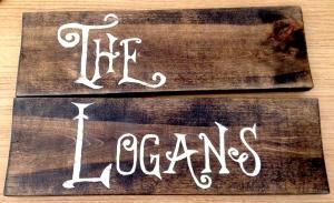 Logan Sign